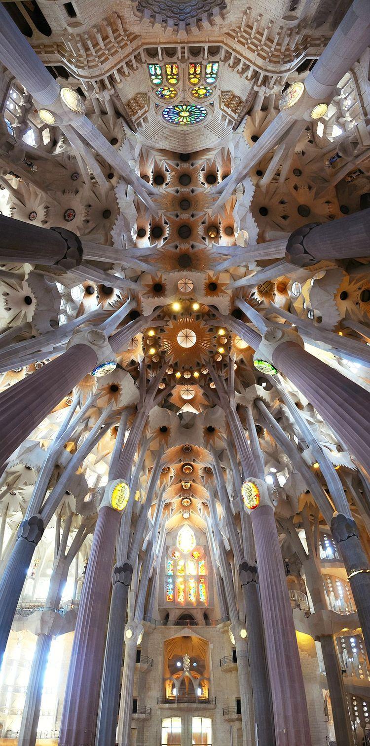 The Architecture of Sagrada Familia