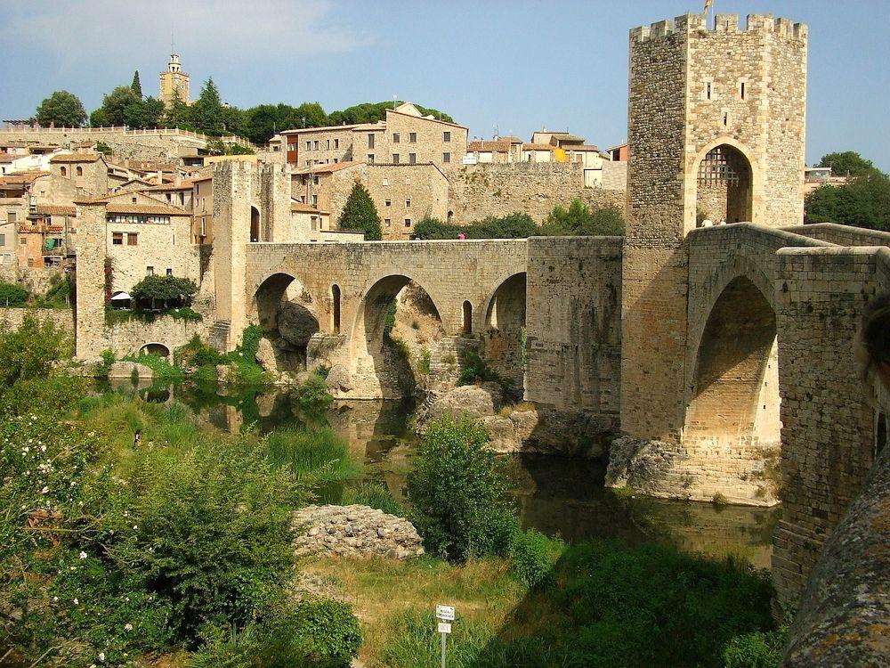 Besalu, Catalonia