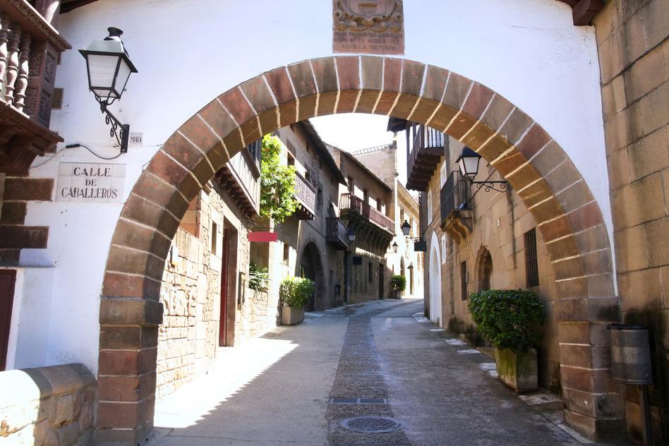 Poble Espanyol Barcelona Spain Attractions