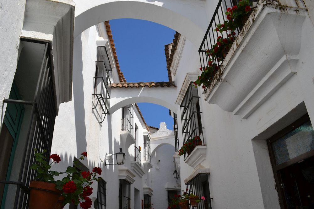 Buildings in Poble Espanyol