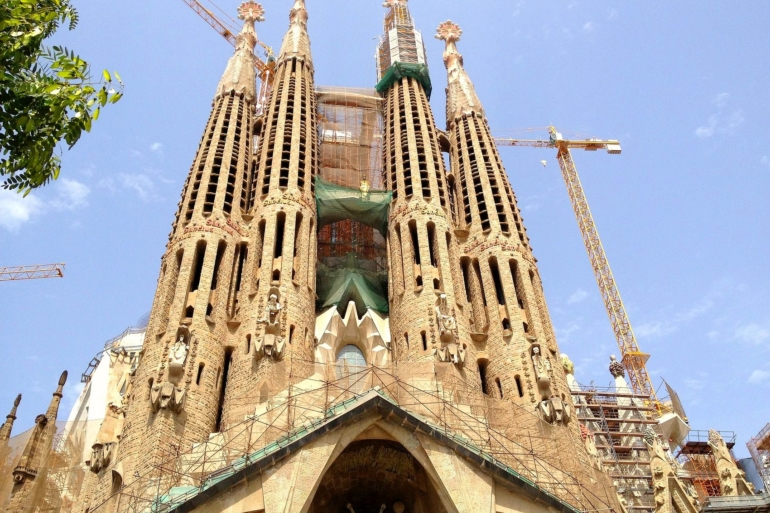Roman Catholic church in Barcelona