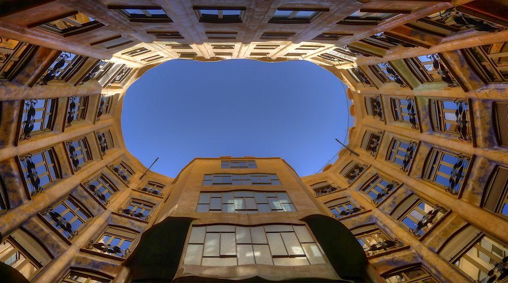 Inside Casa Milà