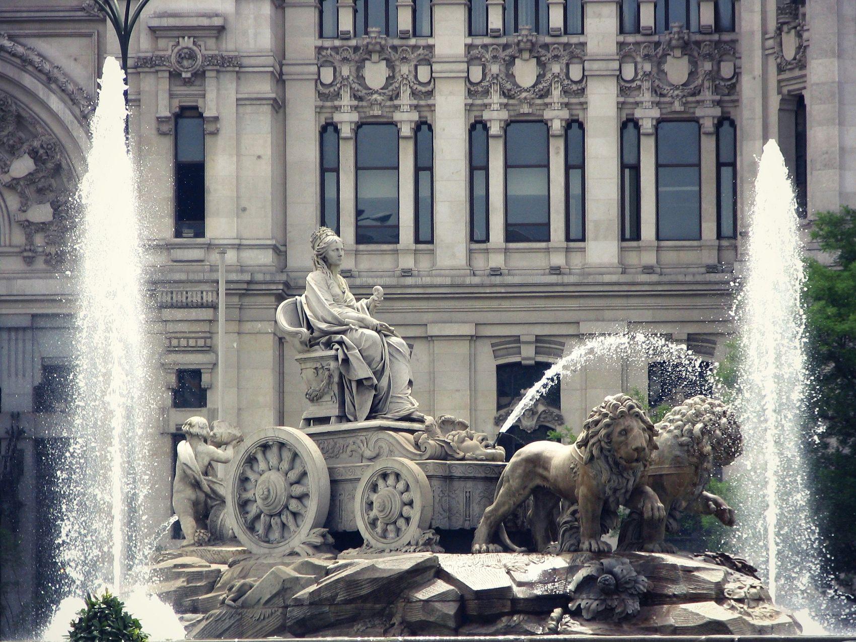 Cibeles Fountain