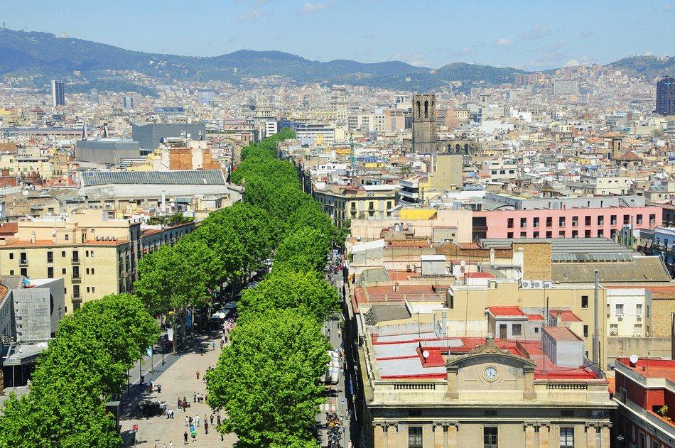 La Rambla, Barcelona's Famous Boulevard