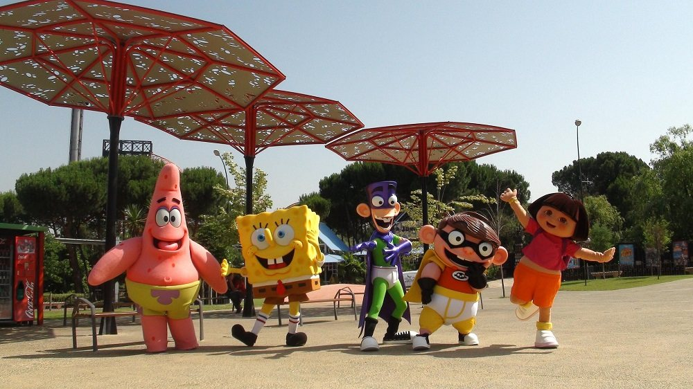 Madrid Amusement Park