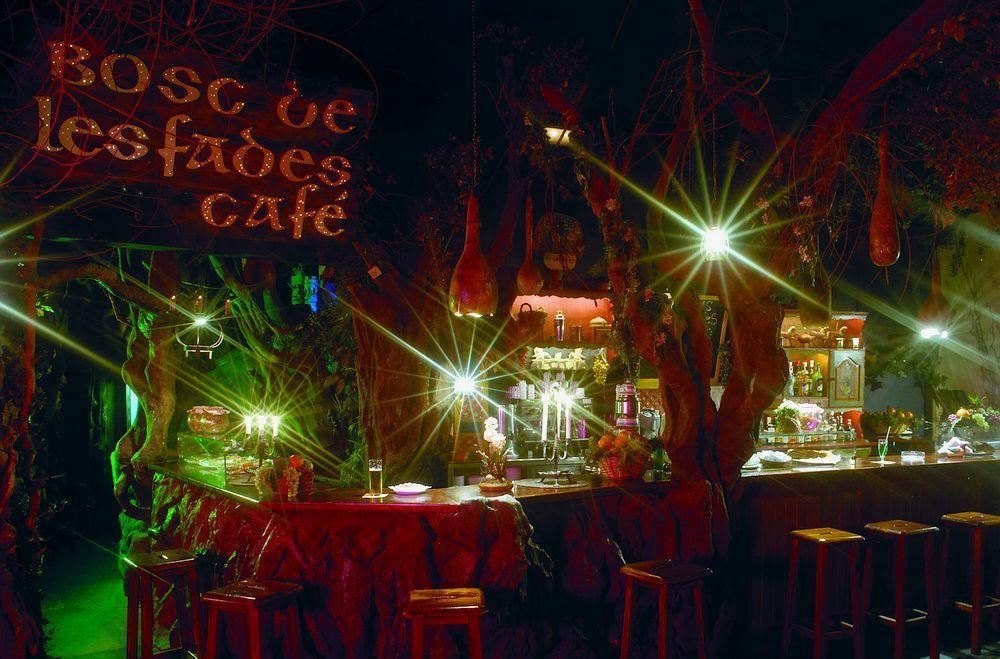 Bosc de les Fades Cafe