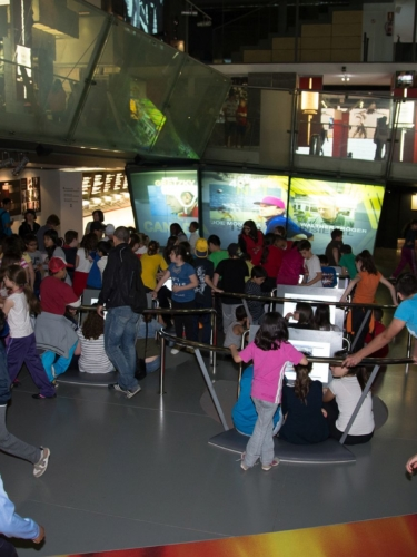 Barcelona's Olympic and Sports Museum