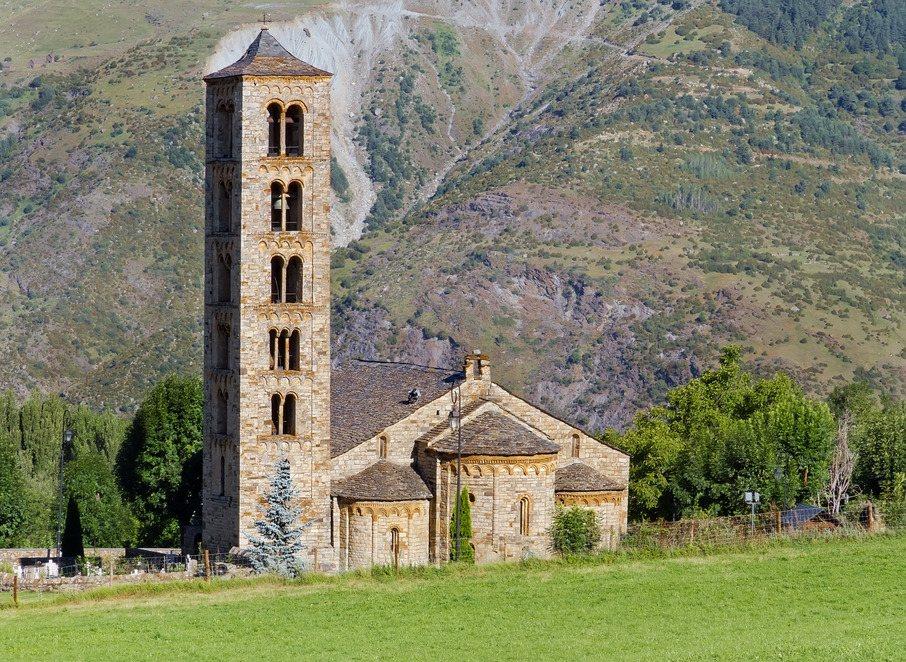 Catalan Romanesque Monastery