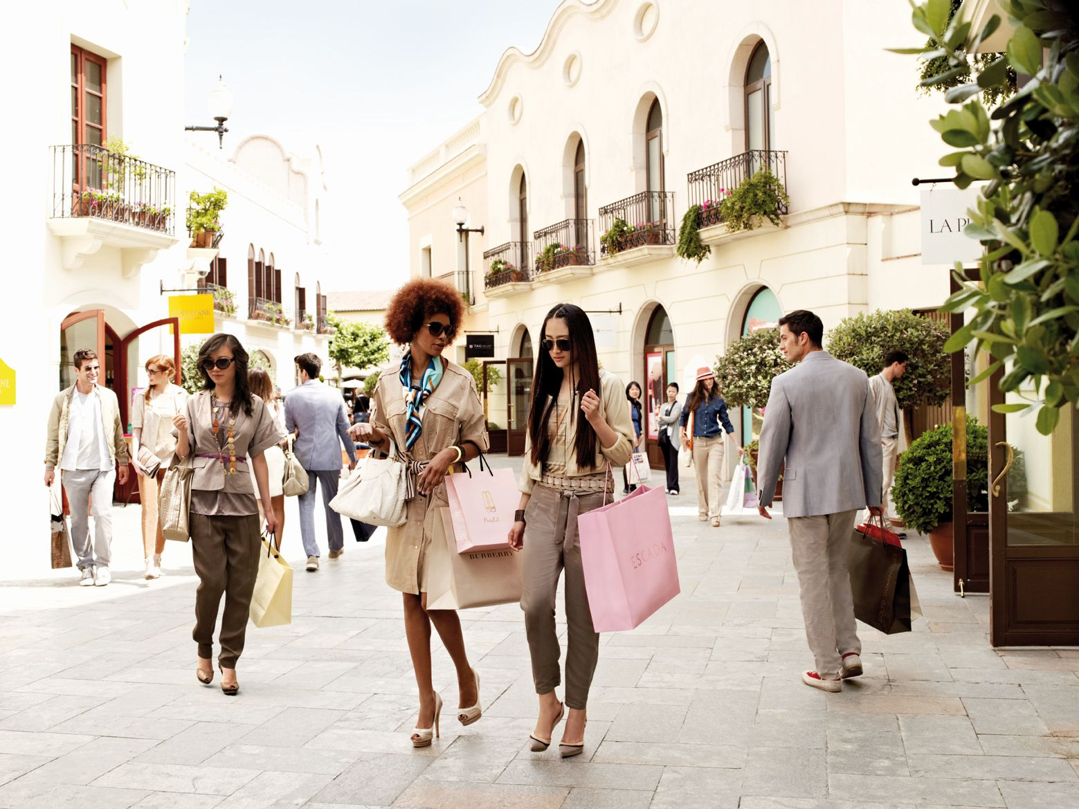 Outlet Shopping Village in Barcelona