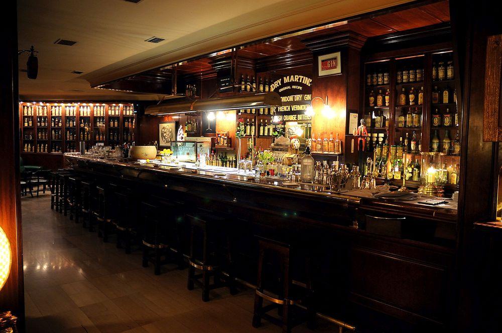 Cocktail Bar in Barcelona