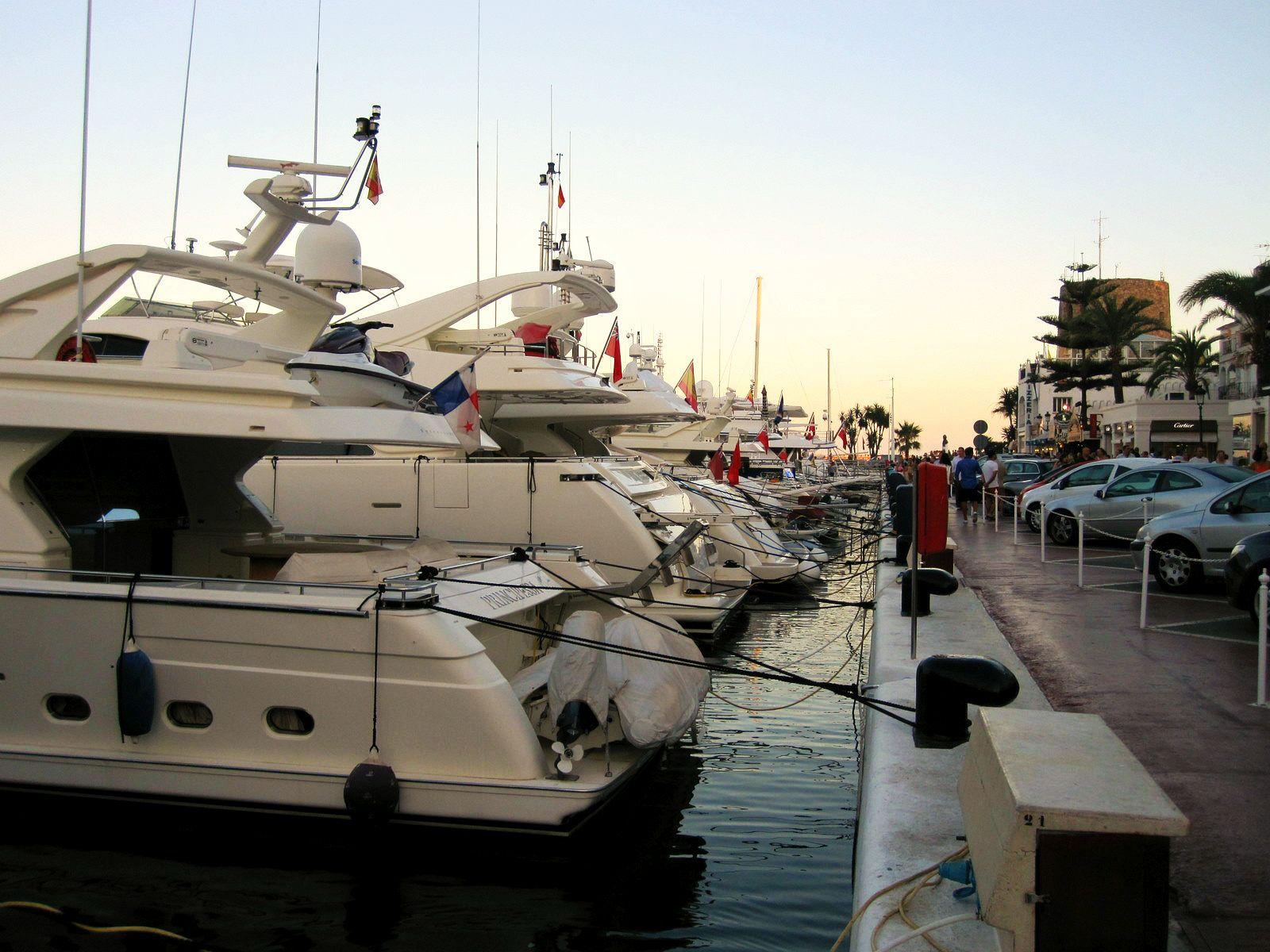 Puerto Banus, Marbella