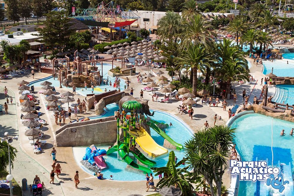Water Park in Mijas