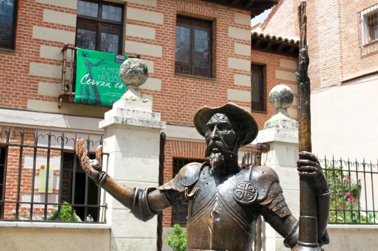 Miguel de Cervantes House
