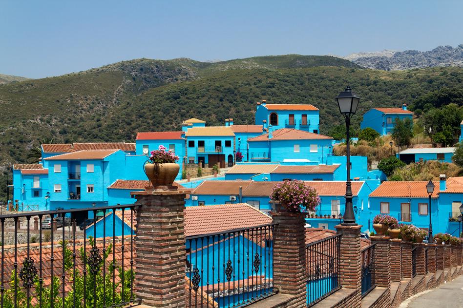 Juzcar, The Smurfs Village