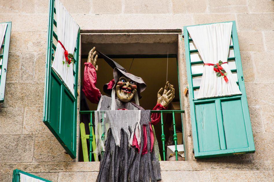 Halloween in Galicia