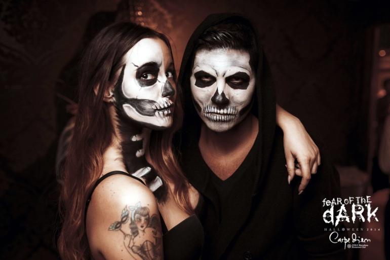 Halloween Party in Barcelona
