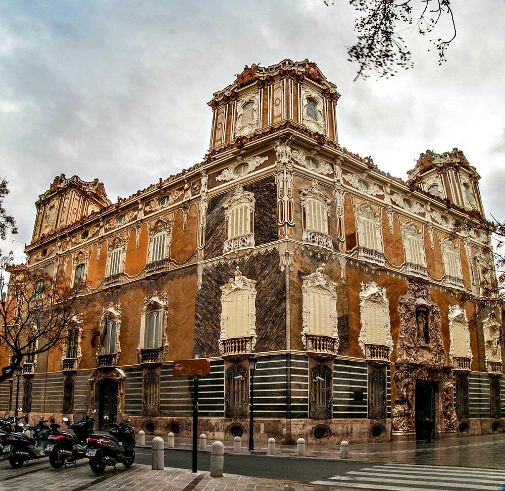 Museo Nacional de Ceramica, Valencia