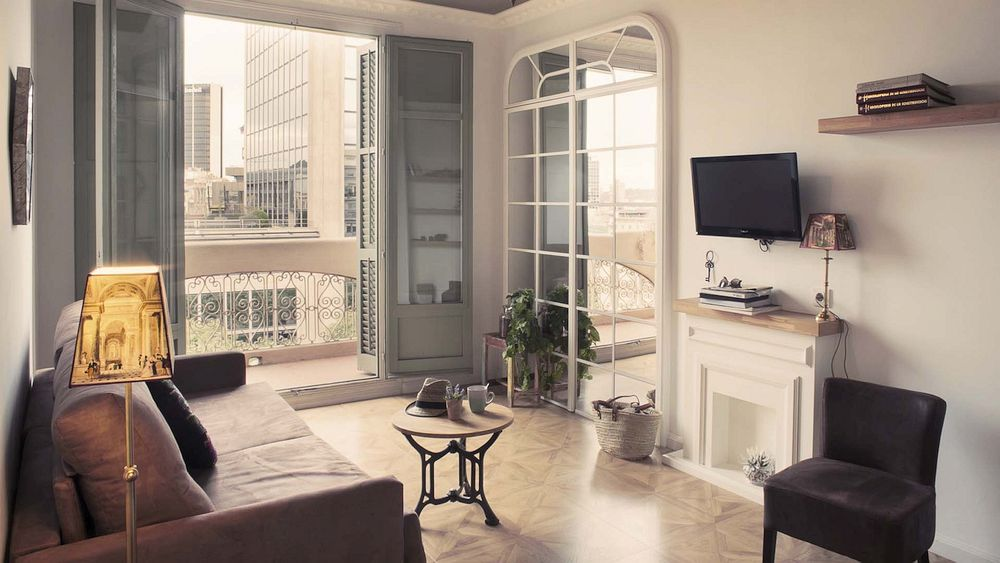 Apartment with views over Passeig de Gracia