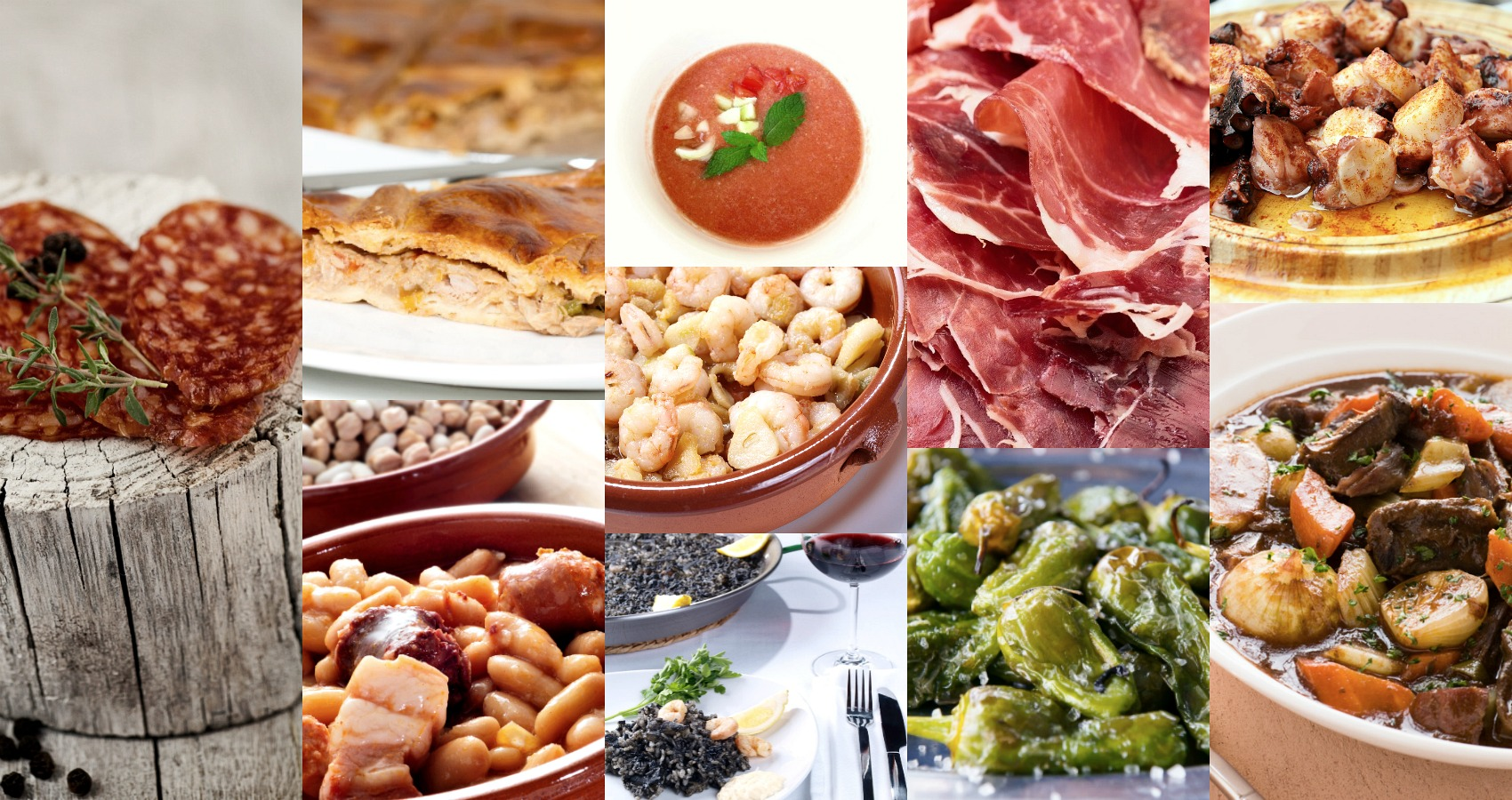 List Of Spanish Foods For Lunch