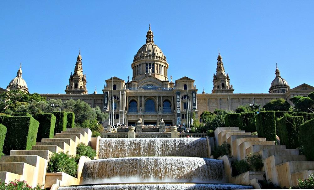 Museu Nacional dArt de Catalunya, Barcelona  Spain Attractions