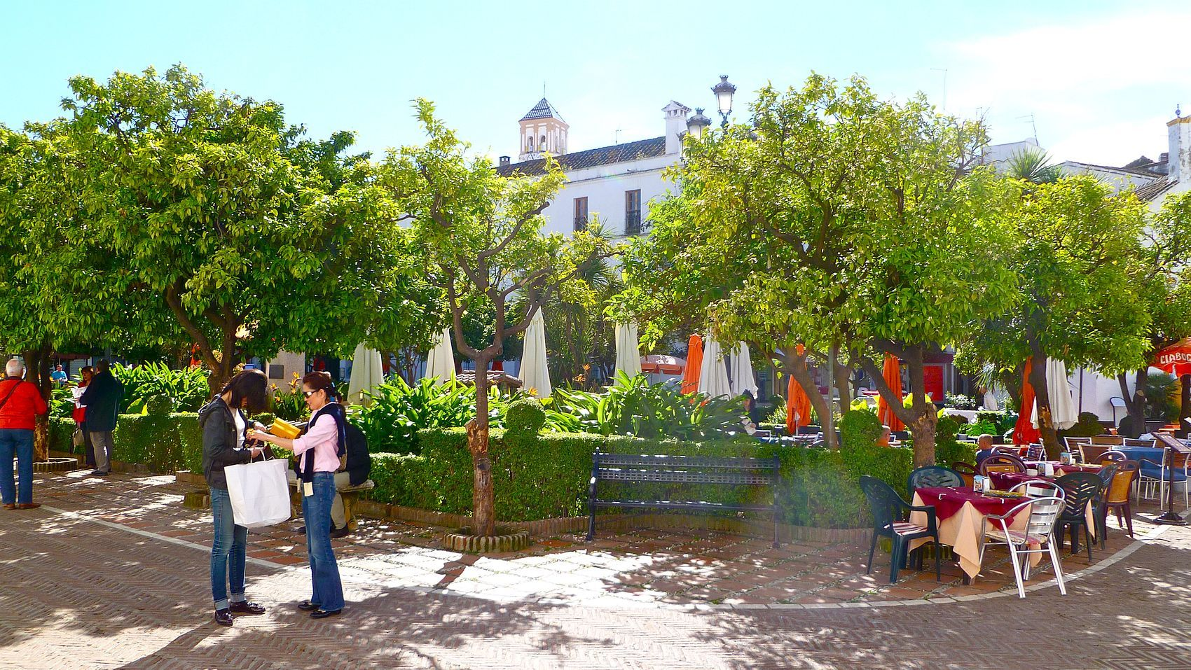 Orange Square, Marbella