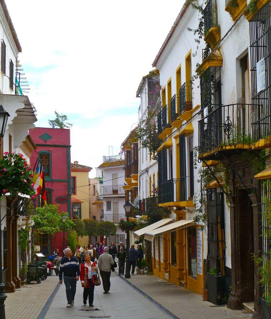 Casco Antiguo, Marbella