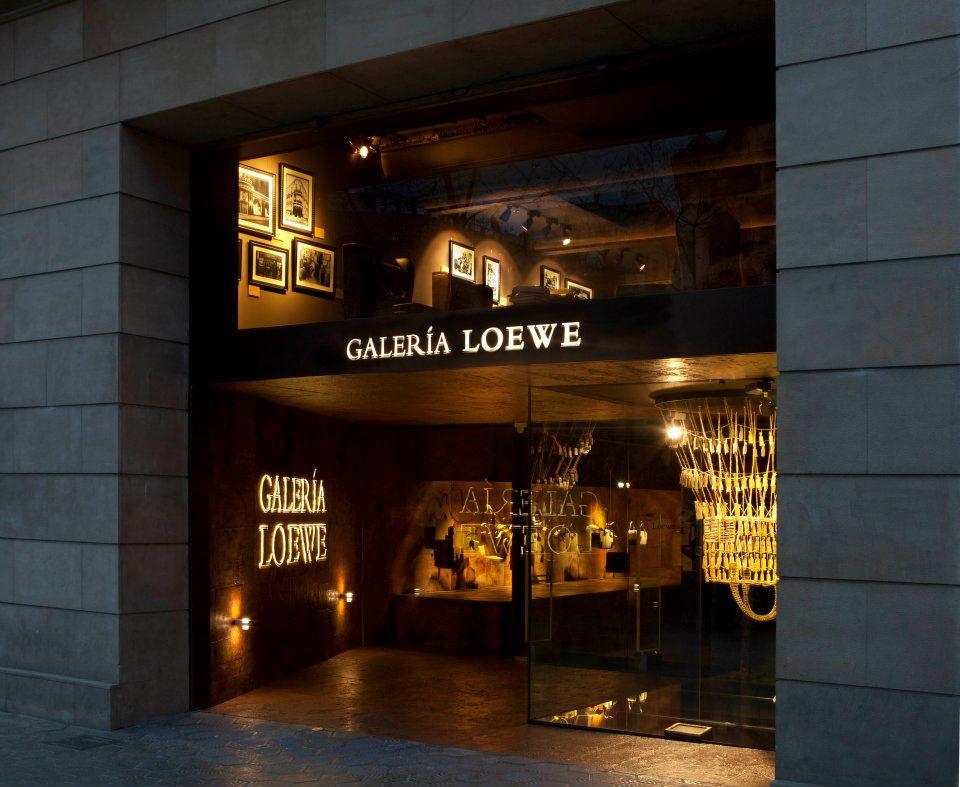 Galleria Loewe, Barcelona