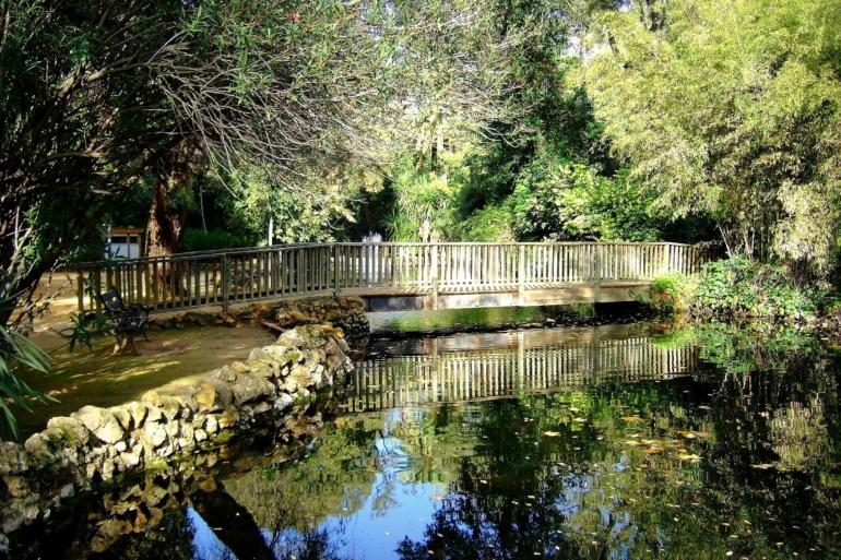 Seville's most beautiful park