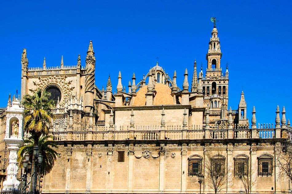 Seville Cathedral  Spain Attractions