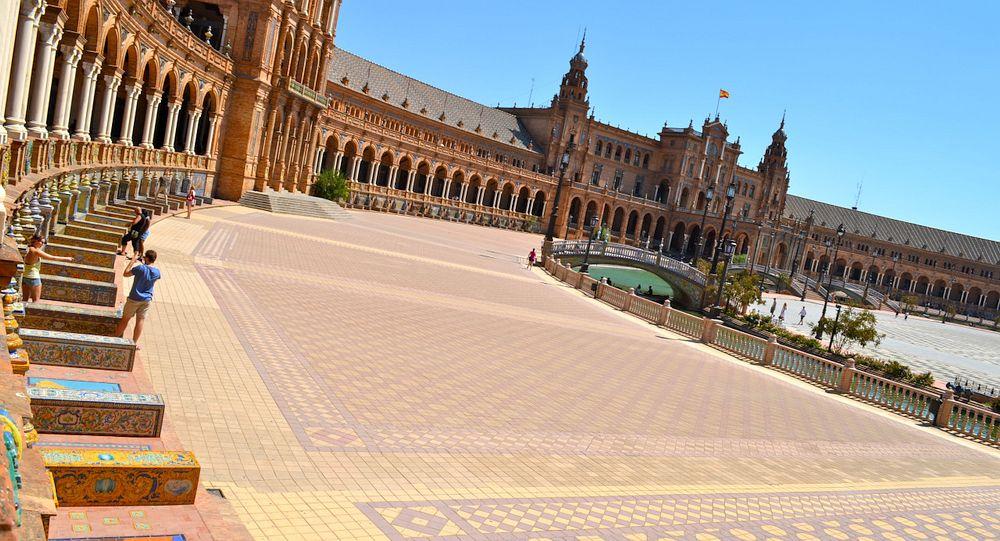 Spain Square, Seville