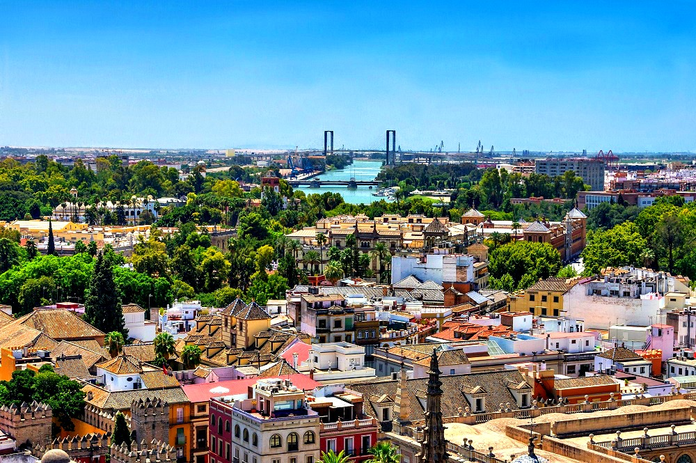 Seville in Spring