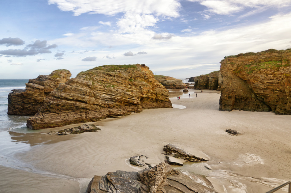 As Catedrais Beach, Galicia