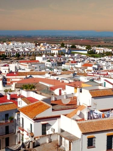 Carmona town Andalusia