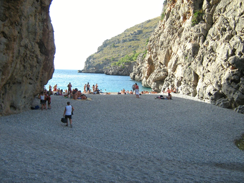 Sa Calobra Beach, Mallorca