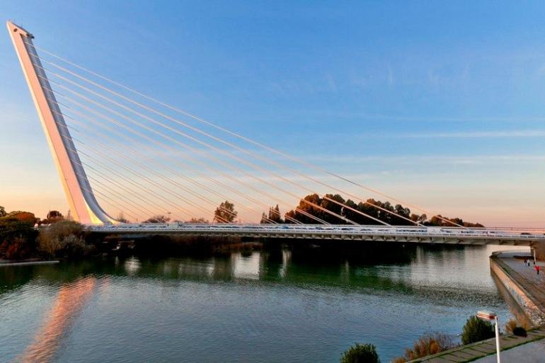 Puente del Alamillo Seville