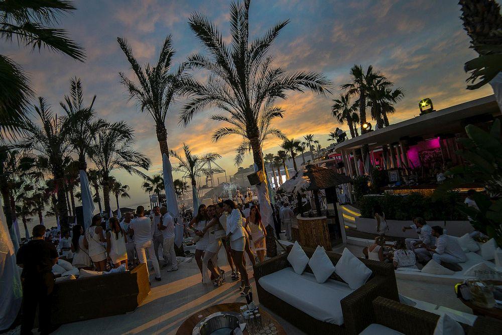 Full Moon Party, Marbella