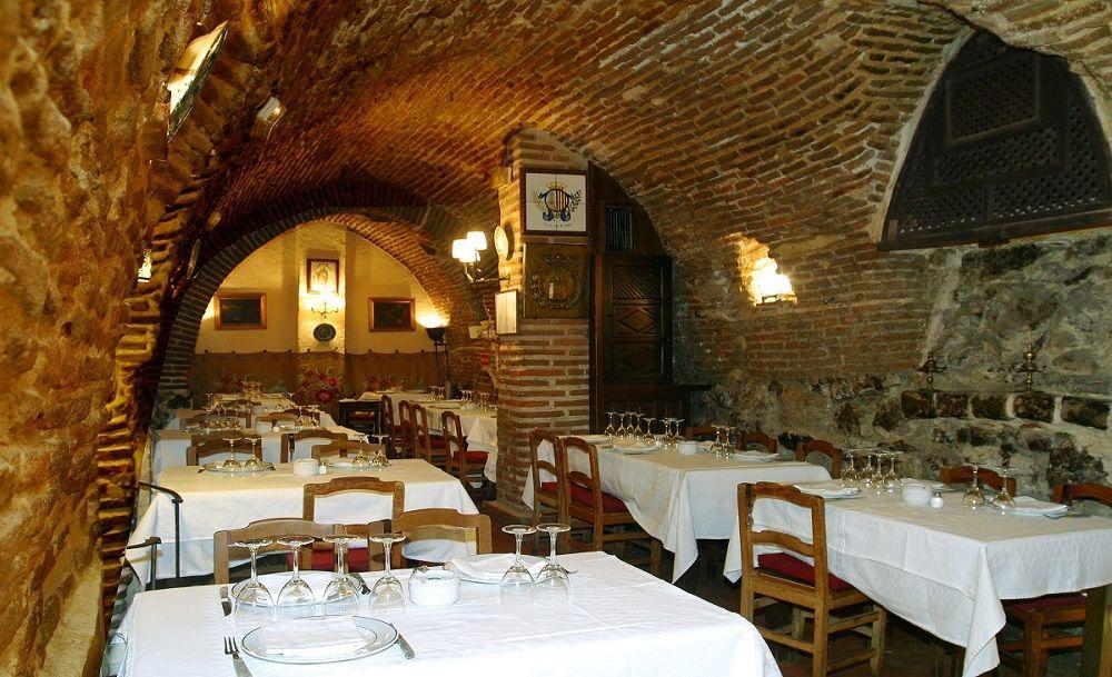 Botin Restaurant, Madrid