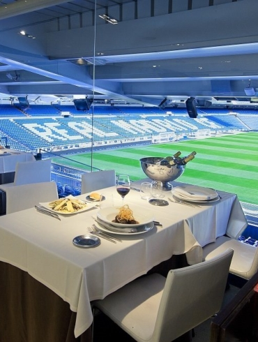 Real Cafe Bernabeu