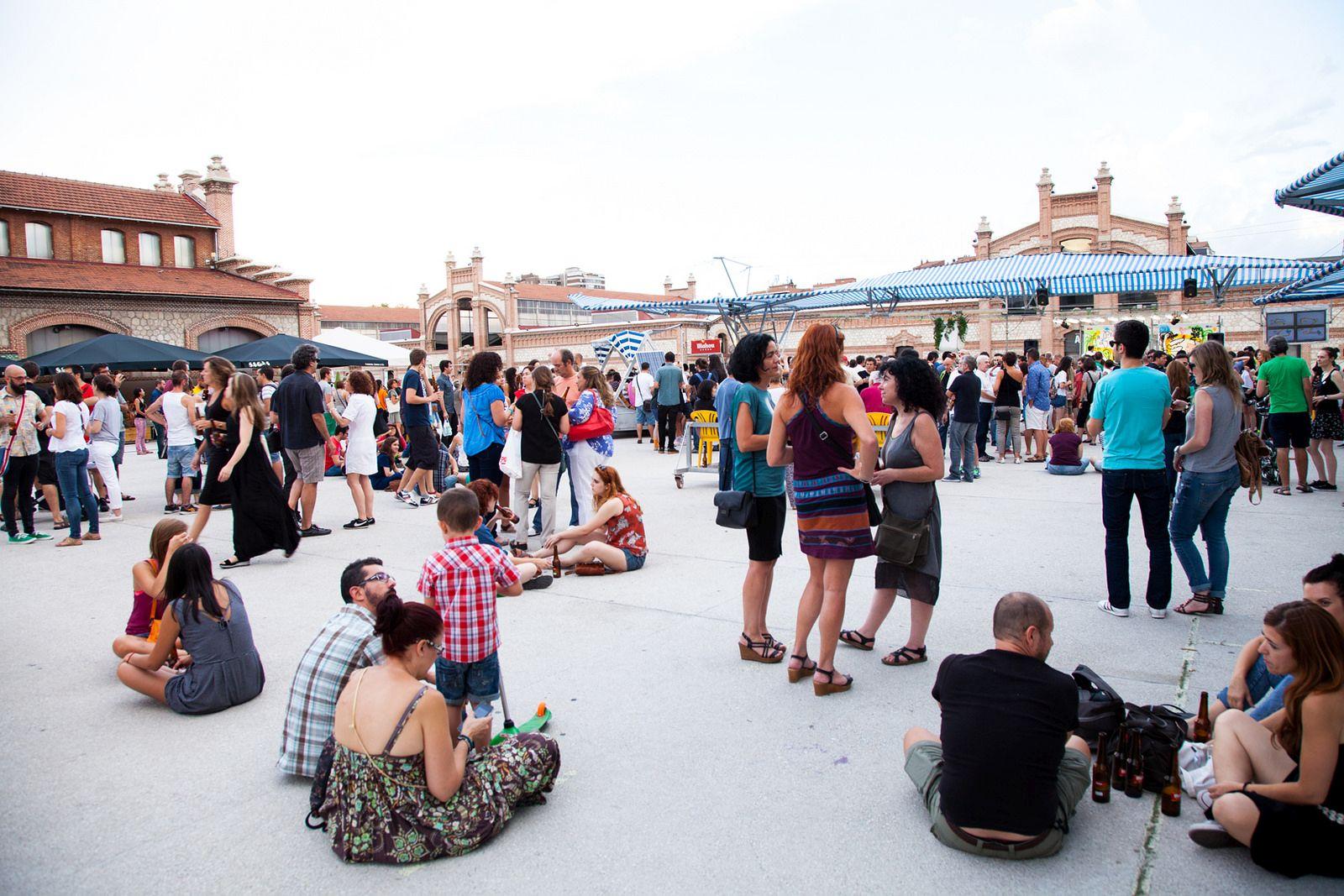 Plaza Matadero