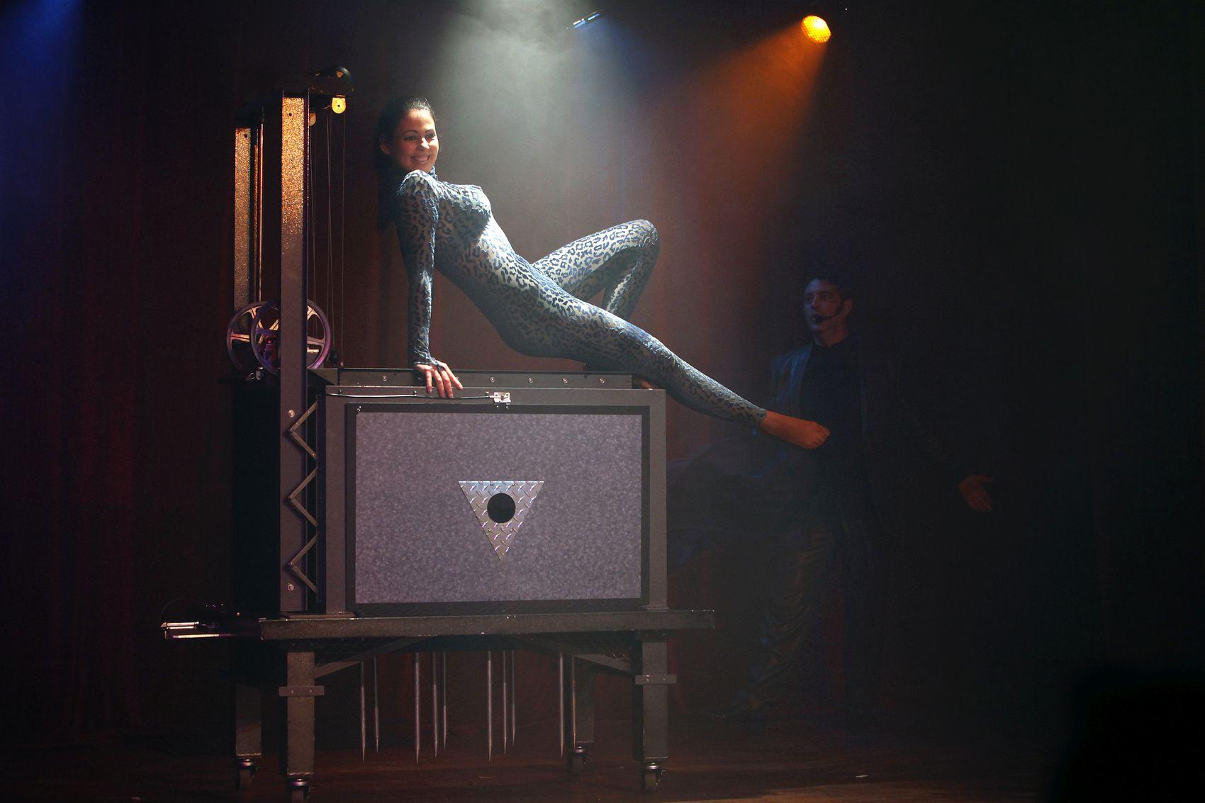 Magic Show in Barcelona