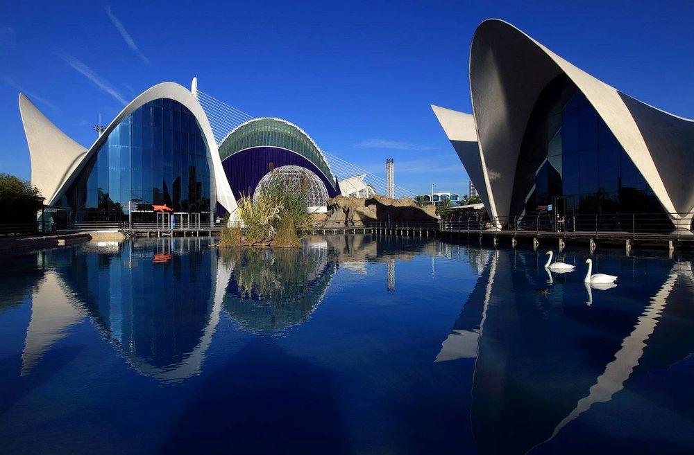 The largest aquarium in Europe