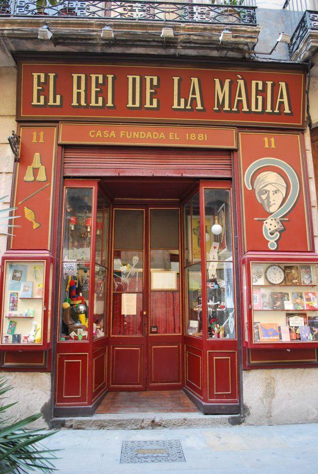 El Rei de la Magia Shop