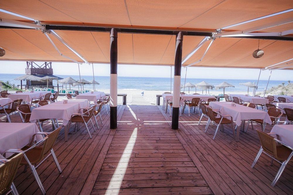 Chiringuito in Marbella