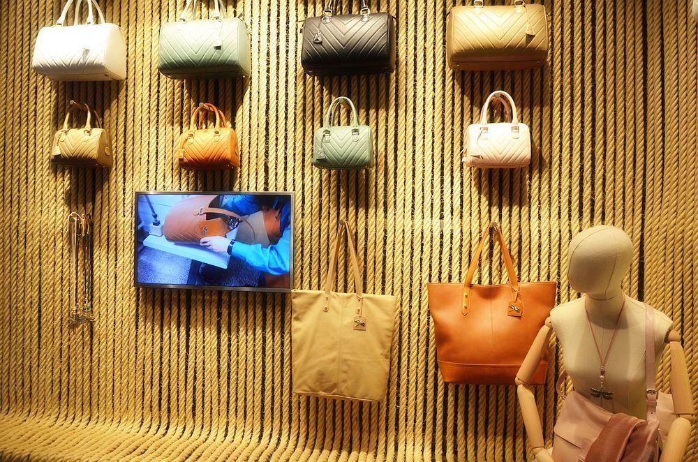 Artisan leather handbags