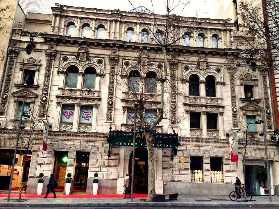 Barcelona Fashion Shops