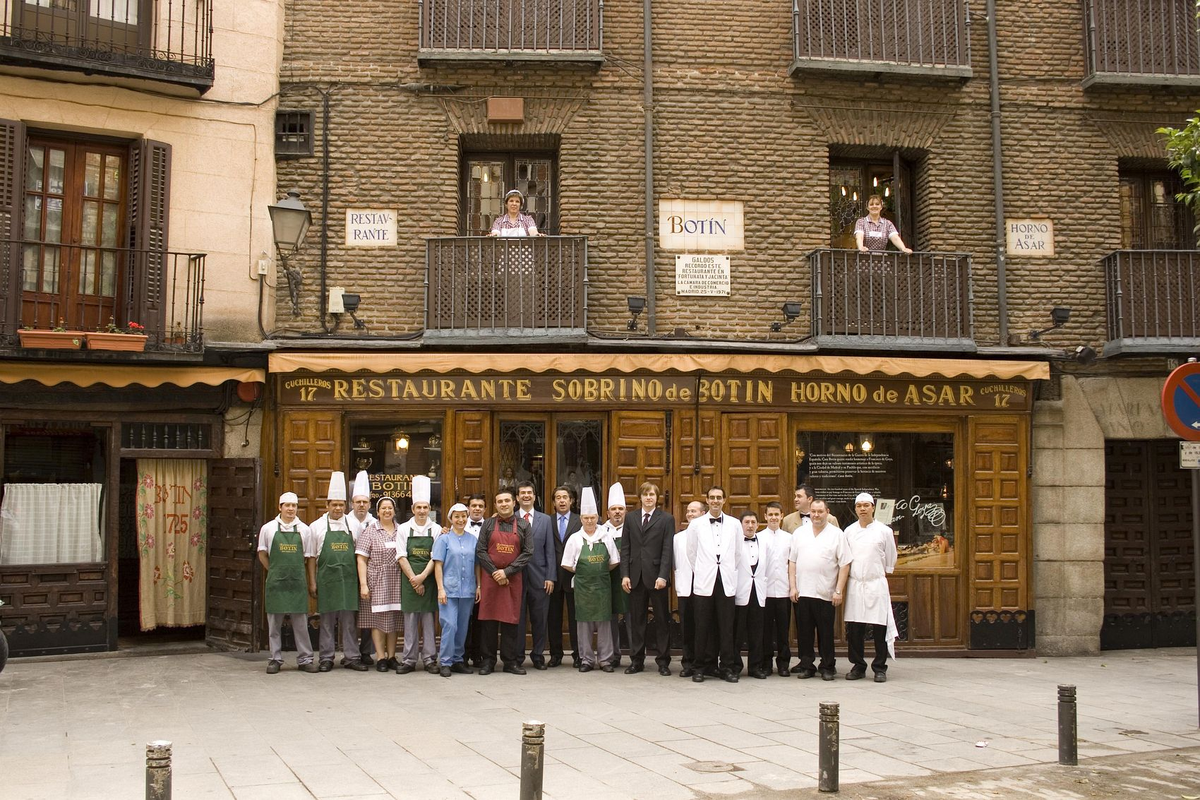 Oldest Restaurant in the World