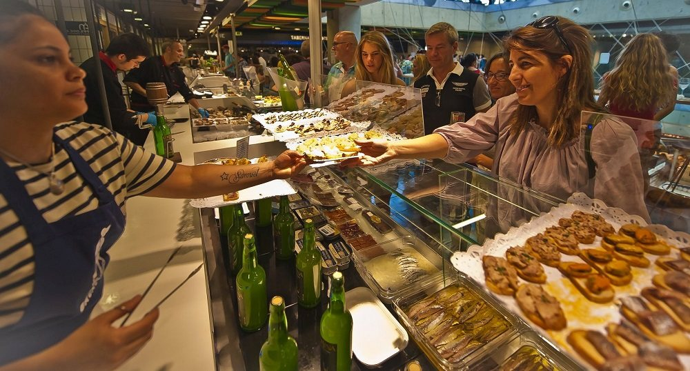 Tapeo in Spain