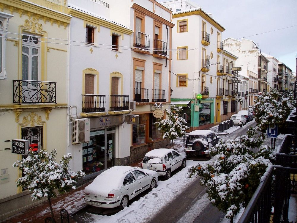 Winter in Ronda