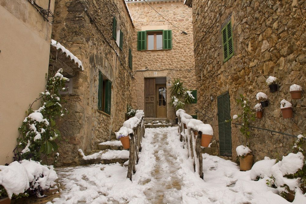 Winter in Valldemossa