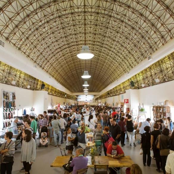 Nomada Market, Madrid